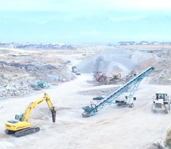 Excavation & Crushing 4