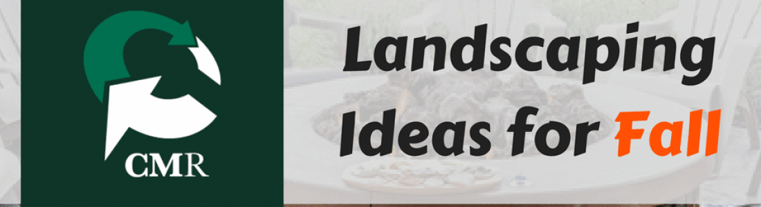 Landscaping Ideas for Fall