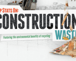 Construction Waste Recycling Statistics